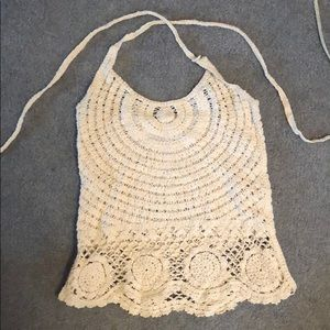 Hippie knit top